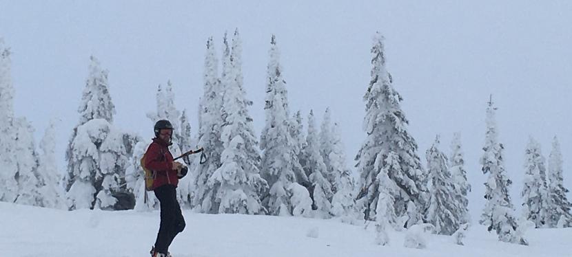 Family Ski Vacation: Whoopin' it up at BigWhite.