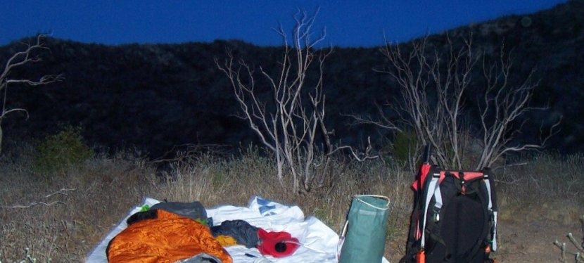 Pacific Crest Trail Kick Off: Thru HikeThrowback