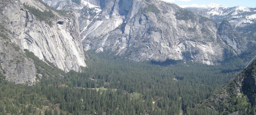Yosemite, Camp 4.