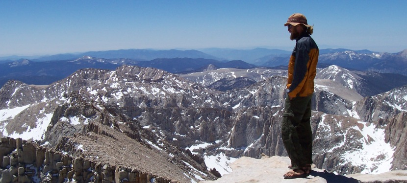 PCT Thru Hike Throwback: Welcome to the Sierras.