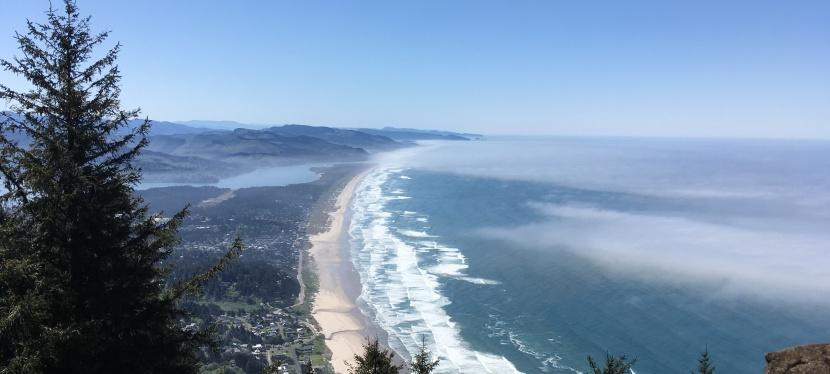Oregon's Coast, Manzanita: A HiddenGem.