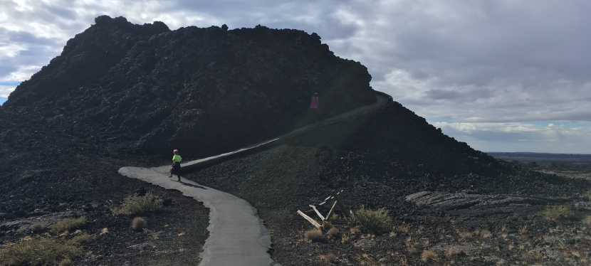 Craters Of The Moon National Monument: In OneDay