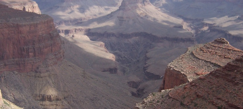 Grand Canyon: Camping At HermitRapids.