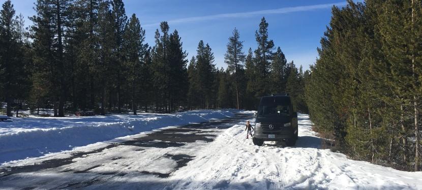 Oregon Winter DayTrip